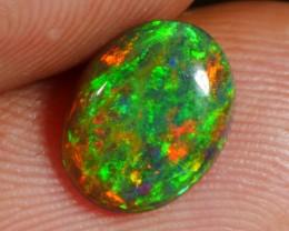 0.80 CT Gorgeous Smoked Opal