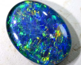 11CTS QUALITY TRIPLET OPAL STONE TBO-5117