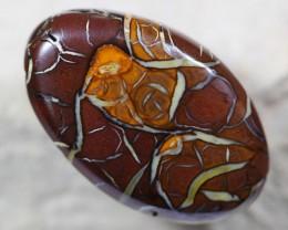 19.74Ct Matrix Pattern Queensland Yowah Boulder Opal