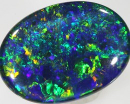 6.4 Cts Top Gem Grade Triplet Opal PPP 458