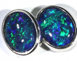9.2 CTS TRIPLET OPAL EARRINGS OF-1717