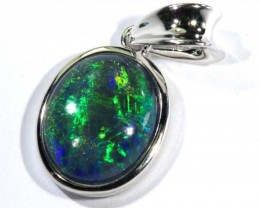 8.15 CTS TRIPLET OPAL PENDANT OF-1179