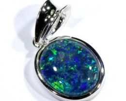7.95 CTS TRIPLET OPAL PENDANT OF-1720