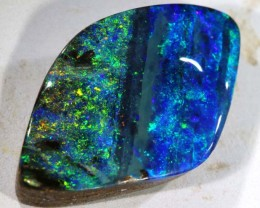 15.55CTS QUALITY  BOULDER OPAL POLISHED STONE INV- 369 GC