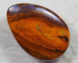 16.03Ct Polished Queensland Yowah Boulder Opal