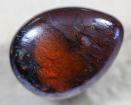 16.54Ct Polished Queensland Yowah Boulder Opal