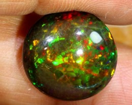 7.75 CTS ETHIOPIAN SMOKED CAB STONE FOB-803