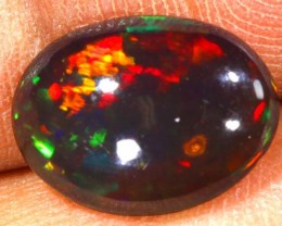 1.5 CTS ETHIOPIAN SMOKED CAB STONE   FOB-858