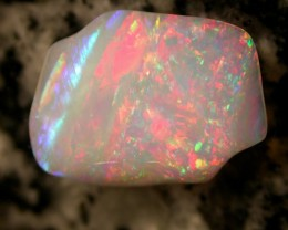 9.1ct EXTR 3D DOUBLE SIDED NON DIRECTIONAL STRIPE PATERN OPAL