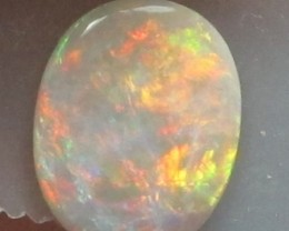 Solid Opal(203) from Lightning Rodge