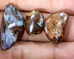 37 CTS YOWAH OPAL POLISHED STONE PARCEL ADO-4071