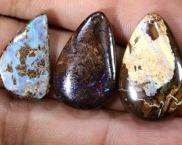 48 CTS YOWAH OPAL POLISHED STONE PARCEL ADO-4072