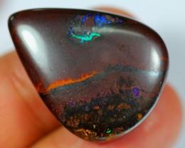 55.91Ct Polished Queensland Yowah Boulder Opal