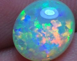 2.36ct Lightning Ridge Gem Crystal Opal LR85