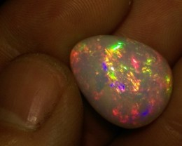 Bright Very Saturated Welo Cabochon