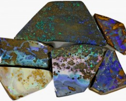 840 CTS LARGE BOULDER OPAL ROUGH PARCEL- [BY7308]