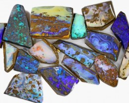 720 CTS BOULDER OPAL ROUGH PARCEL- [BY7315]