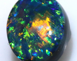 6.55 Stunning Gem  Black opal  Body Tone N1 AGR 2037