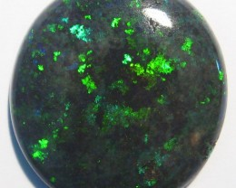 14.02ct Australian Andamooka Matrix Opal Solid, 22x20mm