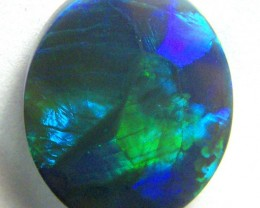 QUALITY BLACK OPAL L RIDGE 5.50 CTS INV-33