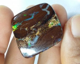 42.55 CT  VIDEO VIEW KOROIT BOULDER OPAL   SS0352