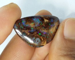 20.15 CT VIDEO VIEW  KOROIT BOULDER OPAL   SS0353