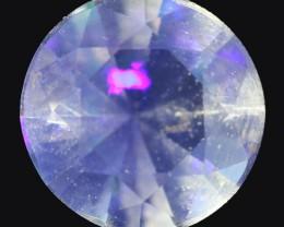 0.65 Cts Rare Faceted Tintenbar Opal PPP579