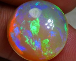 8.60 CRT BRILLIANT BEAUTY RAINBOW SKY VIEW MULTY PLAY COLOR WELO OPAL