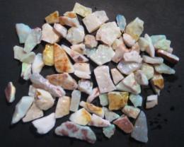 202.17ct Australian Coober Pedy Rough Opal Parcel