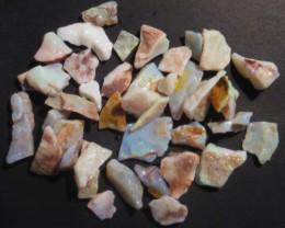 155.51ct Australian Coober Pedy Rough Opal Parcel