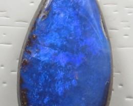 Solid Boulder Opal(217)8.7 ct.