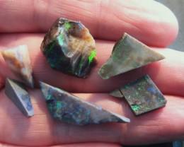 Parcel of Australian Andamooka Matrix Rough Opal