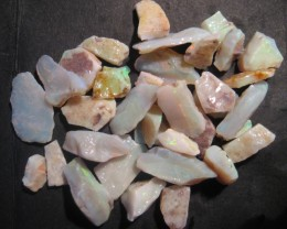 Parcel of Australian Coober Pedy Opal Rough