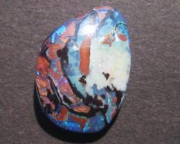 12.7ct Australian Queensland Boulder Opal Solid