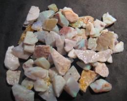 Parcel of Australian Coober Pedy Opal Rough