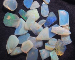 Parcel of Australian Andamooka Crystal Rough Opal