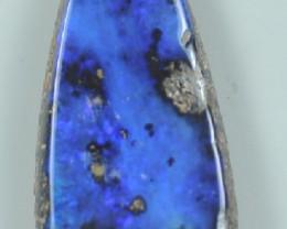 Solid Boulder Opal(190) 13.0 ct.