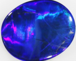 2.60 CTS BLACK  OPAL - LIGHTNING RIDGE- [SO7476]