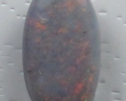 Solid Dark  Opal (197) from Lightning Rodge