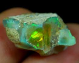 12.16Cts Natural Ethiopian Welo Specimen Rough Opal