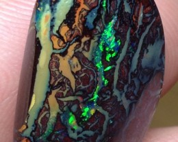15.5cts Koroit Boulder Opal Picture Stone AC881
