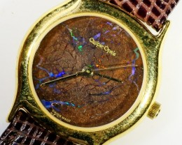 Ladies Exceptionale Opal Watch full face Opal CF 612