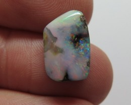 Queensland Boulder Opal 6.73ct Loose Stone