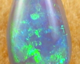 Light Solid Opal (100) from Lightning Ridge, 2.5 ct.