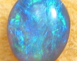 Solid Dark  Opal (166) from Lightning Rodge