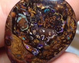 49cts Koroit Boulder Opal Picture Stone AC910