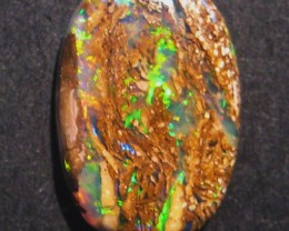 16x11mm Australian Queensland Boulder Opal Solid