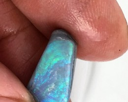 OPAL MINERS ROUGH RUBBED OPAL  4.90 CTS RD262