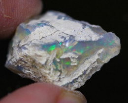 11.93Cts Natural Ethiopian Welo Rough Opal