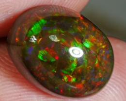 4.85 CT Smoked Welo Opal
